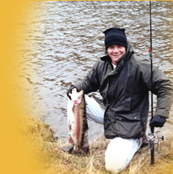 Professional Trout Fishing Guided Tours - Ecuador Eco-tourism, Eco-lodge